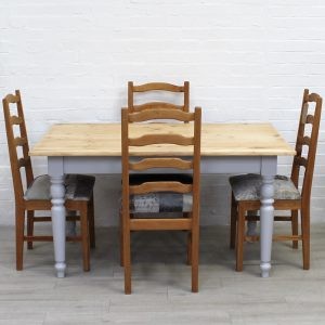 Table&SetOfLadderbackPatchworkChairs2nd600x600