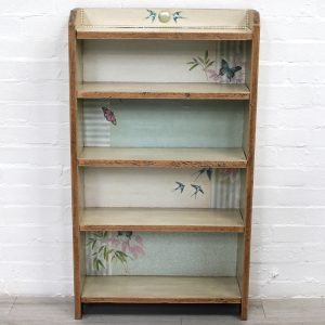 antiqueOakUpcycledDecoupageShelf1st600x600