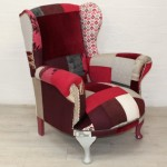 BowFrontedAntiqueUpcycledPatchworkWingBackArmchair2nd600x600